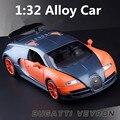 1:32 сплава модели автомобилей, высокая моделирования суперкар игрушечных транспортных средств, металл diecasts, вытяните назад и мигать и музыкальные, бесплатная доставка