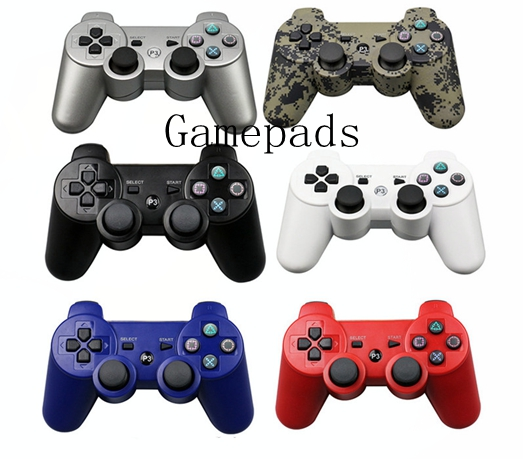 Bluetooth Controller For SONY PS3 Wireless Gamepad For Play Station 3 Joystick For Sony Playstation 3 PC SIXAXIS Controle