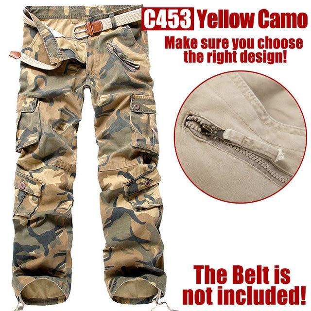 C452 Yellow Camo