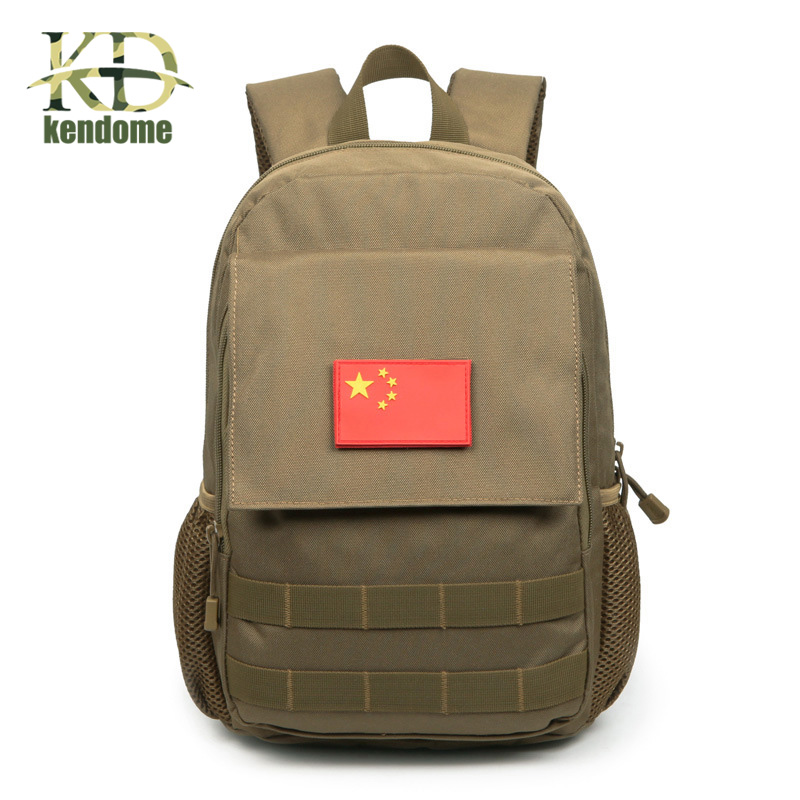 K&D Outdoor Sports Bag Military Camping Hiking Backpack Tactical Utility Camping Travel Hiking Trekking Rucksacks Top Quality woodland camo sports outdoor military tactical backpack travel bags high quality camping bag hiking trekking bagpack