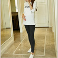 Plus thick velvet Maternity Pregnant Pants Jeggings Fashion Women Maternity Pants