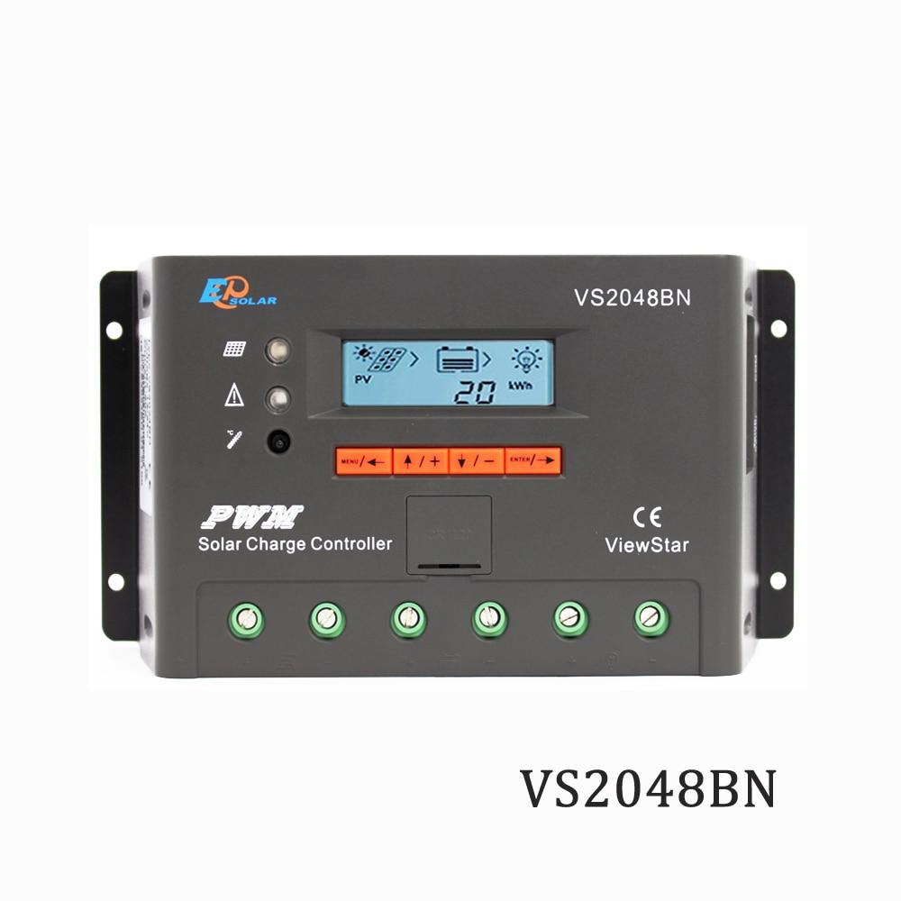 Viewstar regolatore di VS2048BN 20A 12 v 24 v 36 v 48 v PWM Programmabile regolatore di Carica Solare Regolatori di carica supporto MT50 WIFI BluetoothViewstar regolatore di VS2048BN 20A 12 v 24 v 36 v 48 v PWM Programmabile regolatore di Carica Solare Regolatori di carica supporto MT50 WIFI Bluetooth