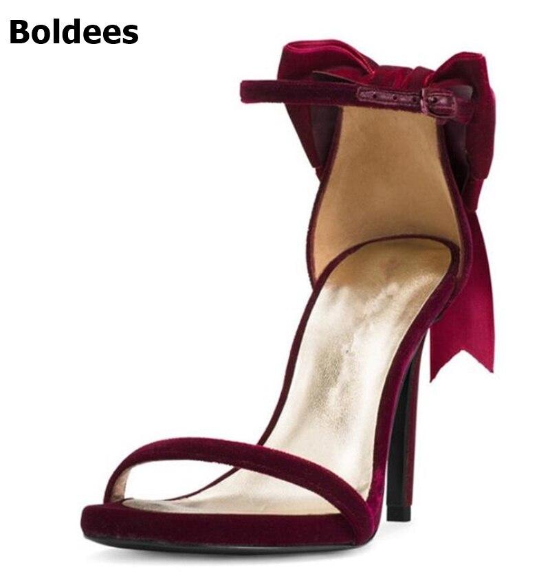 Tobillo Tacones Sandalias Correa As Clásico Color as Grande Delgado De Zapatos Altos Nuevo Mujer Gladiador Tamaño Concise Showed Color 2018 Aq8fYw5