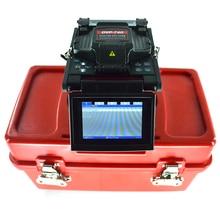 Fully Automatic DVP-740 Multi-language FTTH Fiber Optic Splicing Machine Fusion Splicer