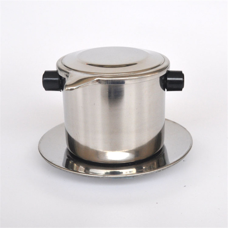 Portable Drip Coffee Maker : Aliexpress.com : Buy The portable stainless steel filter coffee maker/drip coffee pot filter tea ...