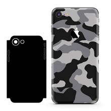 New Cool Stickers For iPhone 6 Back Film Protective Cover Stickers For iphone 6s Phone Color Back Film Paster Camouflage Series a025c little comma style protective paster for guitar black