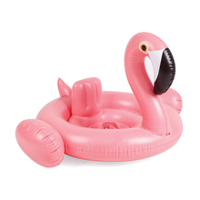 Inflatable Flamingo Swan Giant Pool Float Toys for Kids Baby Swimming Ring Circle Mattress Beach Sea Toys Baby & Kids' Floats