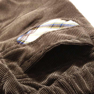 Pantalones de pana ajustados para niños de primavera y otoño, pantalones casuales de pana para niños y niños