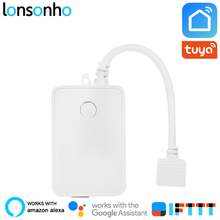 Lonsonho Wifi Smart Light Strip Controller Wireless Remote Control Tuya Smart Life App Works With Alexa Google Home