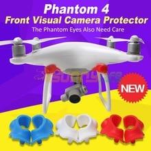 DJI Phantom 4 Front Visual System Camera Cover Eyes Protector Dustproof Dampproof Moistureproof Cap Phantom4 Accessories