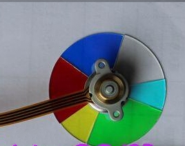 Projector Color Wheel For OPTOMA TX550 OPX3040 OPX3540 projector color wheel for optoma x303 free shipping