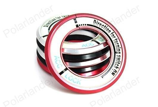 Кольцо зажигания переключатель крышки светящиеся наклейки для s/ubaru X/V F/orester o/utback L /egacy I/mpreza cay укладки