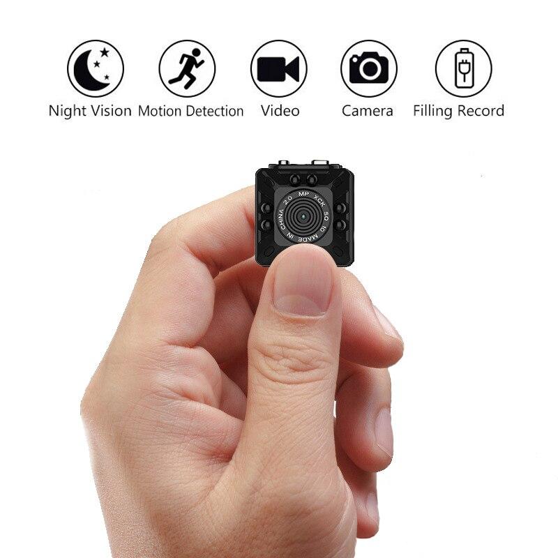 SC SQ10 Full HD 1080 P Mini DV DVR Caméra Caméscope IR de Vision Nocturne Vidéo enregistreur Mini Caméscopes PK SQ8 SQ9
