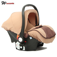 Wisesonle car safety seat Baby stroller special car seat Free shipping