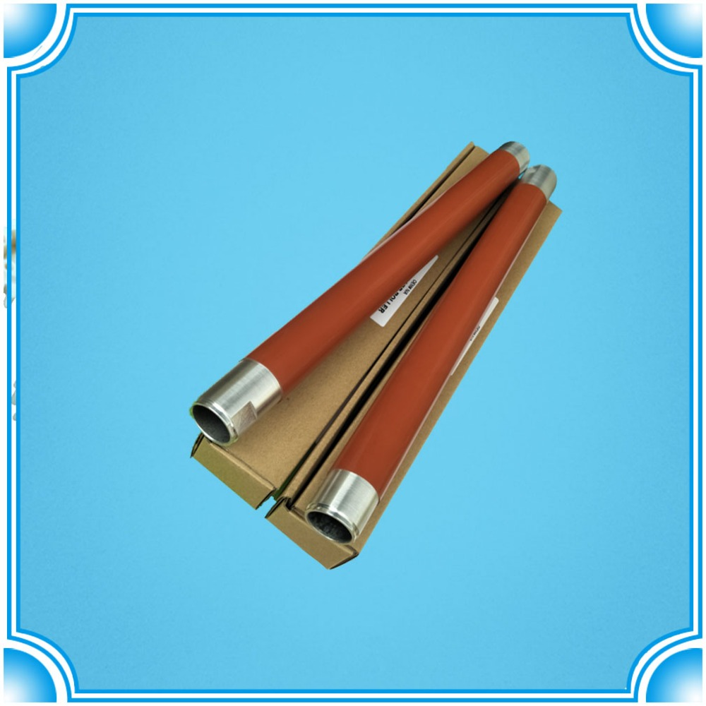 100%high quality Upper Fuser Heat Roller for Xerox DC 240 242 250 252 260 WC 7655 7675 7765 DCC 6550 7500 7550 6500 5500 7600 high quality new upper fuser roller for canon irc3200 3100 2570 5185 4580 heating roller