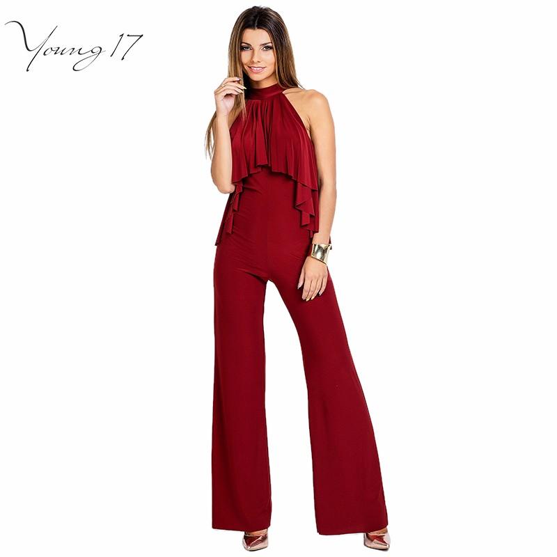 red Jumpsuit 1