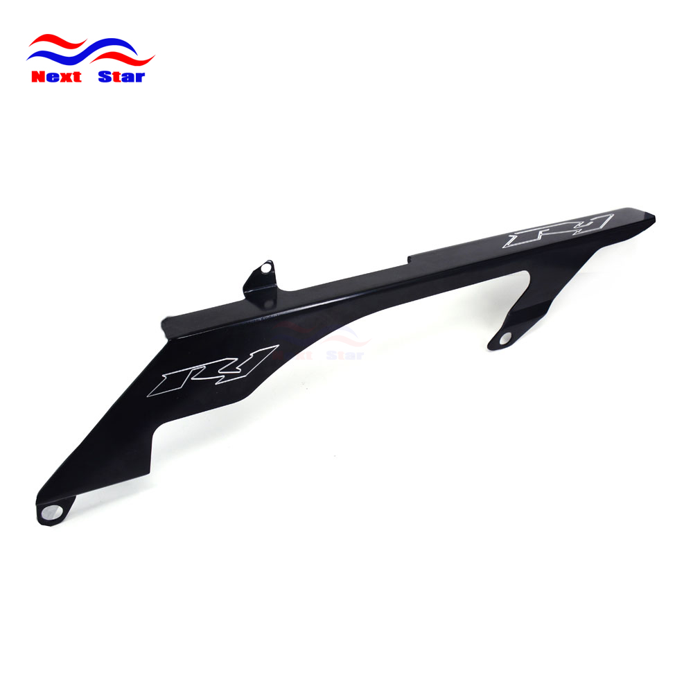 Motorcycle Racing Chain Guard Cover For YAMAHA YZF <font><b>R1</b></font> YZF-<font><b>R1</b></font> 2004-2008 2004 2005 2006 <font><b>2007</b></font> 2008 04-08 image