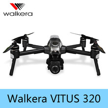 Walkera VITUS 320 5 8G Wifi FPV With 3 Axis 4K Camera Gimbal Obstacle Avoidance AR