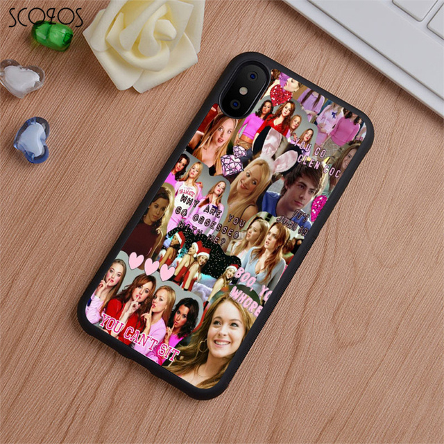 best service 05518 88394 US $4.99 |SCOZOS mean girls (2) phone case cover for iphone X 4 4s 5 5s Se  5C 6 6s 7 8 6&6s plus 7 plus 8 plus#C208-in Fitted Cases from Cellphones &  ...