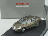 1 43 Nissan Sylphy Sentra 2012 Die Cast Mini Car Display Hobby Toys Collection