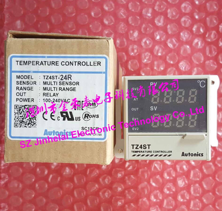 New and original TZ4ST-24S, TZ4ST-24R, TZ4ST-24C AUTONICS Temperature controller стоимость