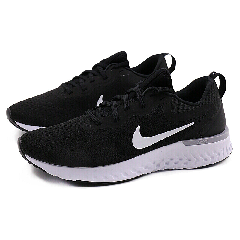 809f1e92d1b0 Original New Arrival 2018 NIKE REACT Men s Running Shoes Sneakers -in  Running Shoes from Sports   Entertainment on Aliexpress.com