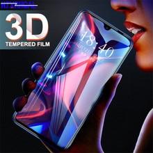 Gehärtetem Glas Für Huawei Y9 Y6 Pro Y7 2019 Volle Abdeckung Screen Protector für Huawei Y7 Y5 Y6 Prime 2018 y7s Glas Schutz Film