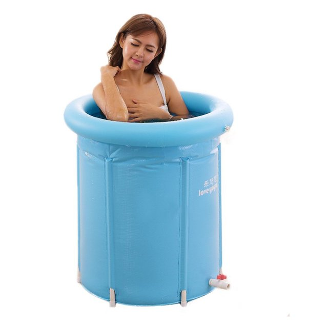 Portable Inflatble Bath Tub Adult And Baby SPA Foldable Bathtub ...