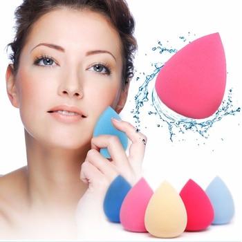 1pc Makeup Cosmetic puff Soft Sponge Make up Sponge Foundation Face Powder Puff Beauty Drop Sponj Sponges for make-up 8