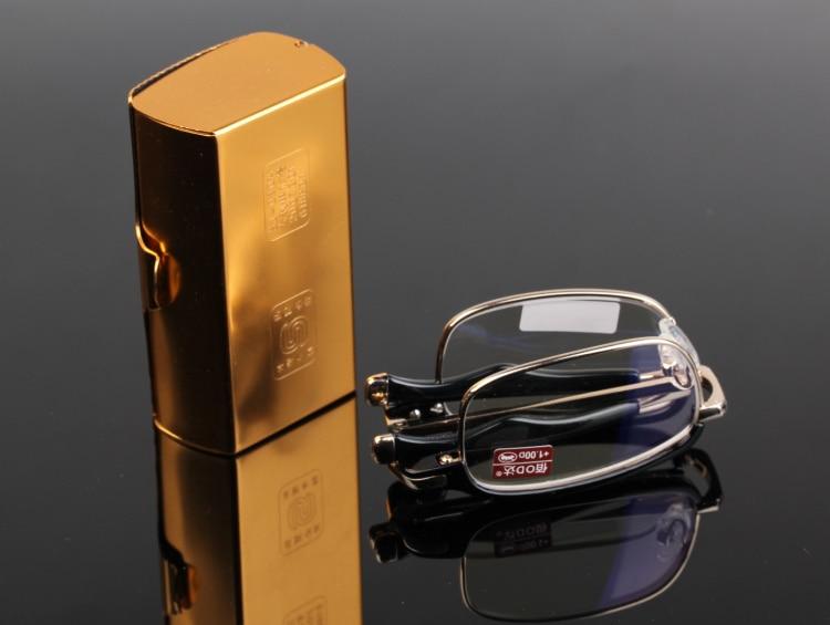 2019 Brýle na čtení Gafas De Lectura Dámské Vintage Kovové Pouzdro na čtení Brýle na čtení + 1,0 +1,5 +2,0 +2,5 +3,0 + 3,5 + 4,0