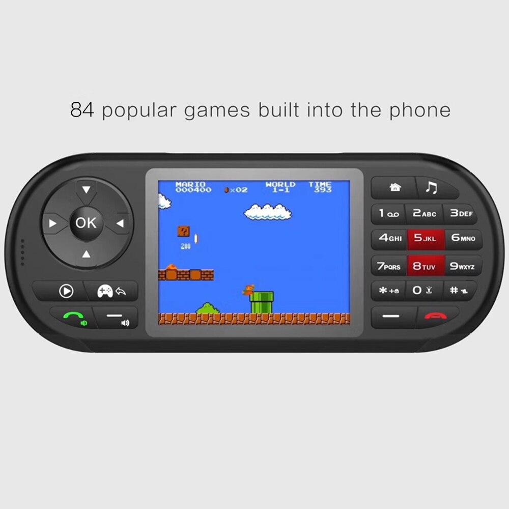 Novo Popular Ideal Do Telefone Móvel Com Câmera Portátil Game Player Portátil 2.8