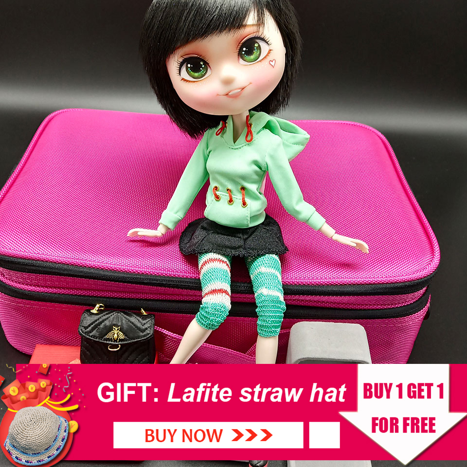 Sweetpea Stylish Bjd 1 6 Dolls Girl Model Sets 26 27 cm Ball Joint Doll With