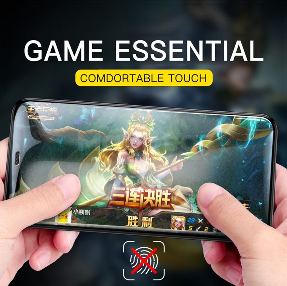 Frosted Matte Screen Protector 9D 9H Tempered Glass For Xiaomi Redmi Note 7 6 5 Pro 4