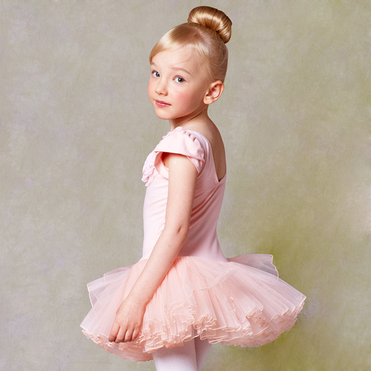 2 9 Years Kids Ballet Outfit Girls Tutu Gymnastic Leotard Swan Lake Costumes Clothes Children Danse Dancing In From Novelty