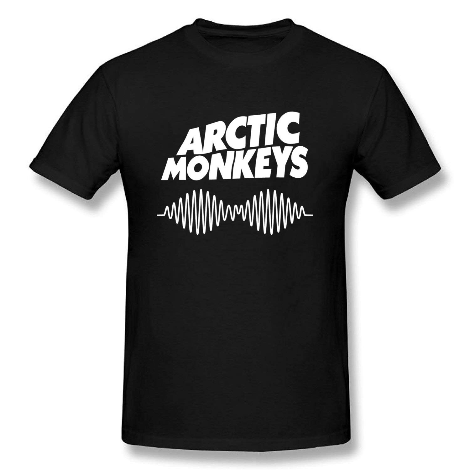 SepreanTee Men 39 s Custom Arctic Monkeys T Shirts Free shipping newest Fashion Classic Funny Unique gift in T Shirts from Men 39 s Clothing