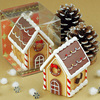 Decorations Creative Festival Romantic Creative Christmas Eve Christmas Gingerbread House Candles