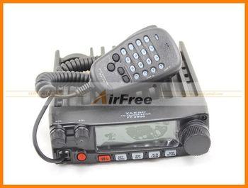 ORIGINAL YAESU FT-2900R Long Range Mobile Radio 75W High power Base Radio Station 1