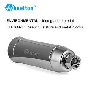 Image 2 - Wheelton スパ水着削除塩素水フィルター清浄機シャワーろ過軟水添付余分な 3 カートリッジ