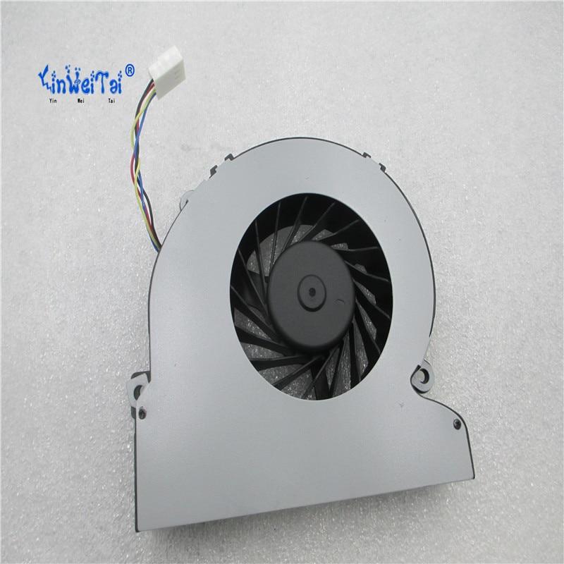 New Original For DFS802412RS0T FBC5 12V 0.5A P0T37 Dell XPS One 2710 fan ,Free Shipping