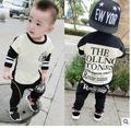 Primavera marea masculina bebé suéter infantil adecuado para niños de 1-3 años de edad de los niños Principito esencial bienes