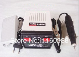 FREE SHIPPING Mini Micromotor Strong 204, Jewelry Polishing Motor, Dental Lab Tool