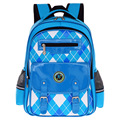 New 2017 Fashion England Style Primary School Bag Student Plaid Nylon Children School Backpacks For Boys And Girls Kids Satchels