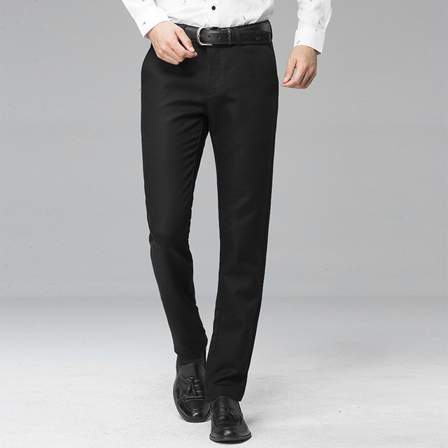 Business Casual Pants Men  3