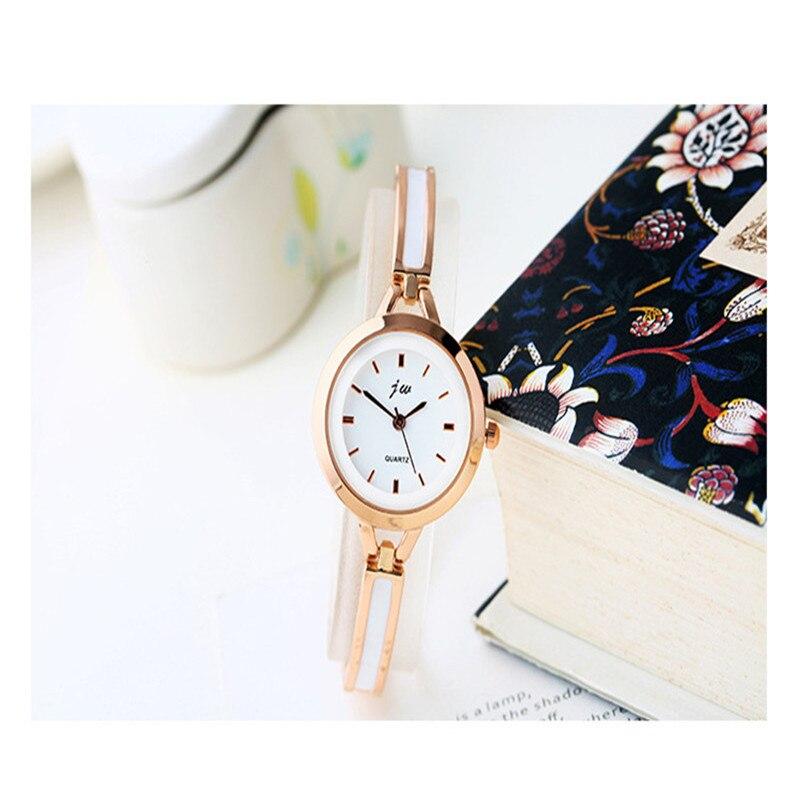 Brand Luxury Crystal Rose Gold Watches Women Fashion Bracelet Quartz Watch Women Dress Watch Relogio Feminino orologio donna 5