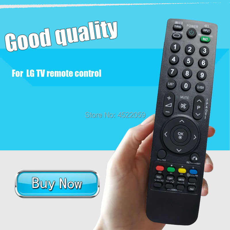 DEHA TV Remote Control for LG 42LH301 Television