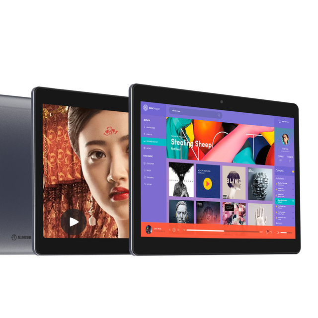 ALLDOCUBE M5S 4G Phablet 10.1 inch Android 8.0 MTK X20 ( MT 6797 ) 3GB RAM 32GB ROM