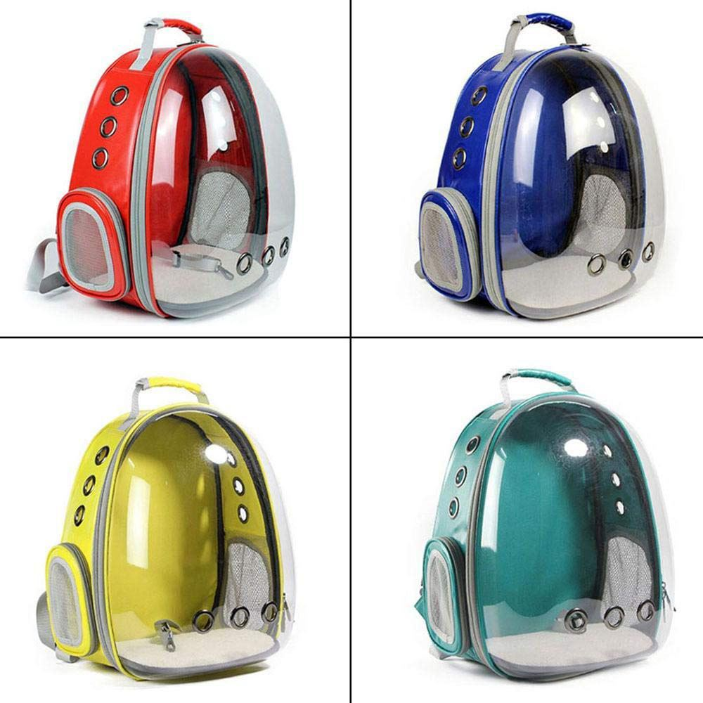 Portable Cat/dog/puppy Backpack Carrier Bubble, New Space Capsule Design 360 Degree Sightseeing Rabbit Rucksack Handbag Travel