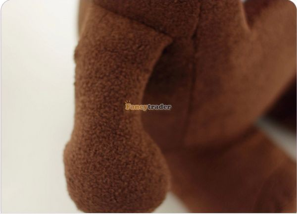 Fancytrader Novelty Toy! 20\'\' 50cm Super Cute Plush Soft Stuffed Big Mouth Domo Kun, Free Shipping FT50824 (3)