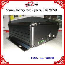 все цены на AHD 1080P 4CH MDVR 2 million pixel hard disk monitor host truck / school bus mobile DVR support NTSC/PAL production онлайн