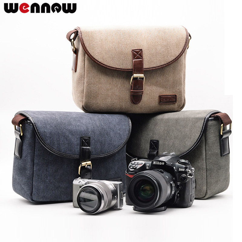 Wennew Retro Camera Bag Photo Case For Olympus Pen E Pl9 E Pl8 E Pl7 E Pl6 E Pl5 E P5 E P3 Pen F E Pl3 E Pl2 E P2 E